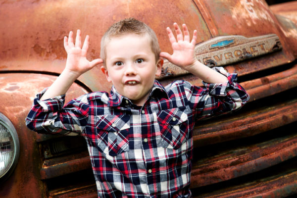Adorable kids photography in Knoxville Tennessee area
