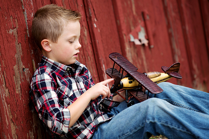 Beautiful professional children's photography in Knoxville Tennessee